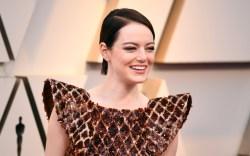 Emma Stone's Oscars 2019 Red Carpet