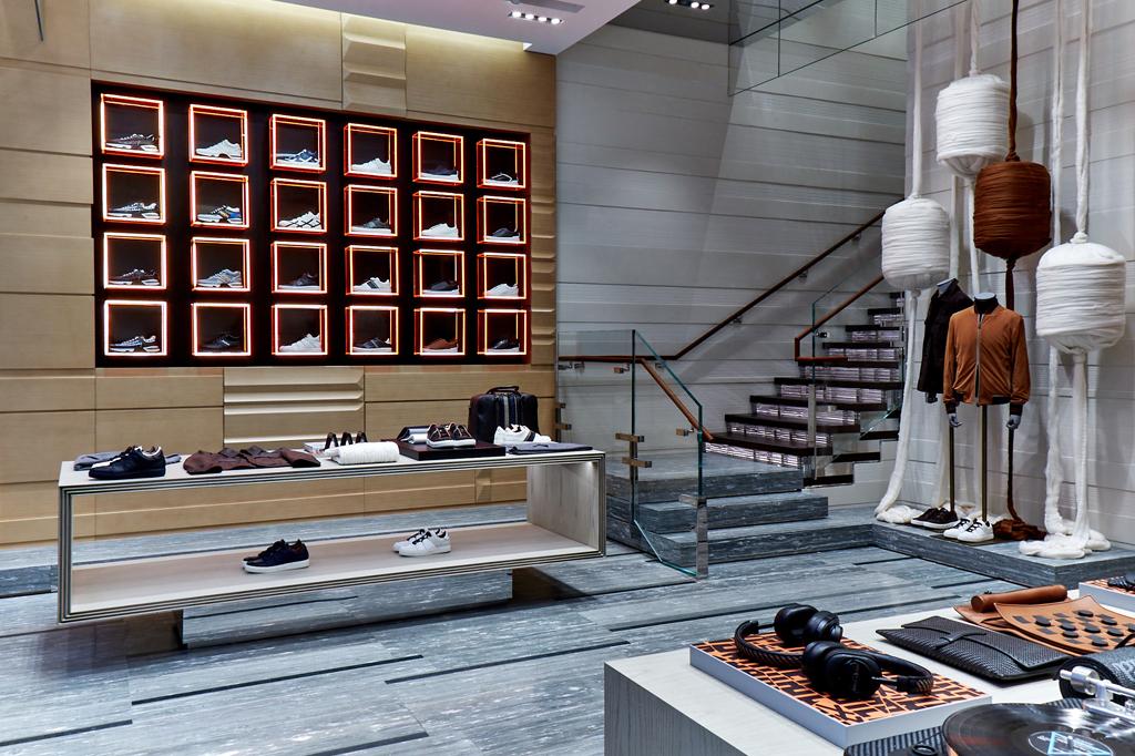 Ermenegildo Zegna New York Store