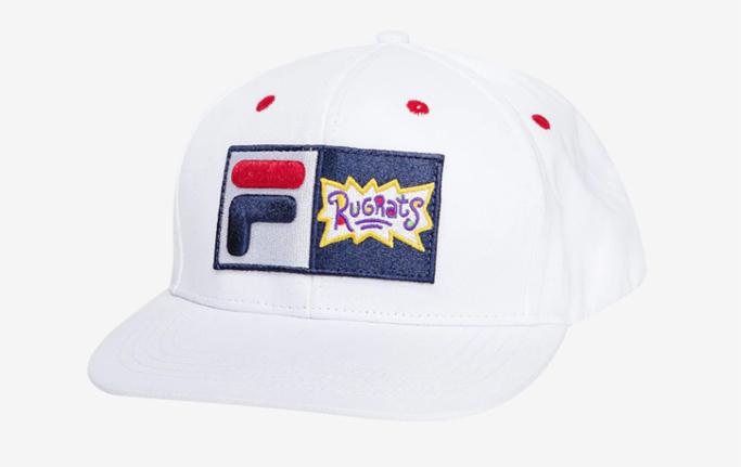 Fila Rugrats Precurve Adjustable Cap