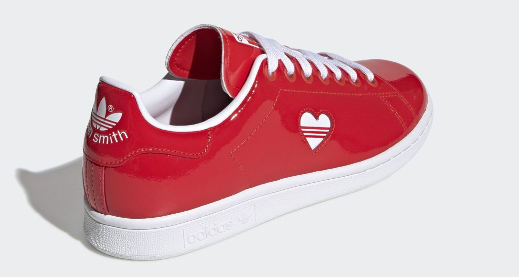Adidas Stan Smith Valentine's Day Red