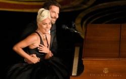 Lady Gaga and Bradley Cooper, 2019