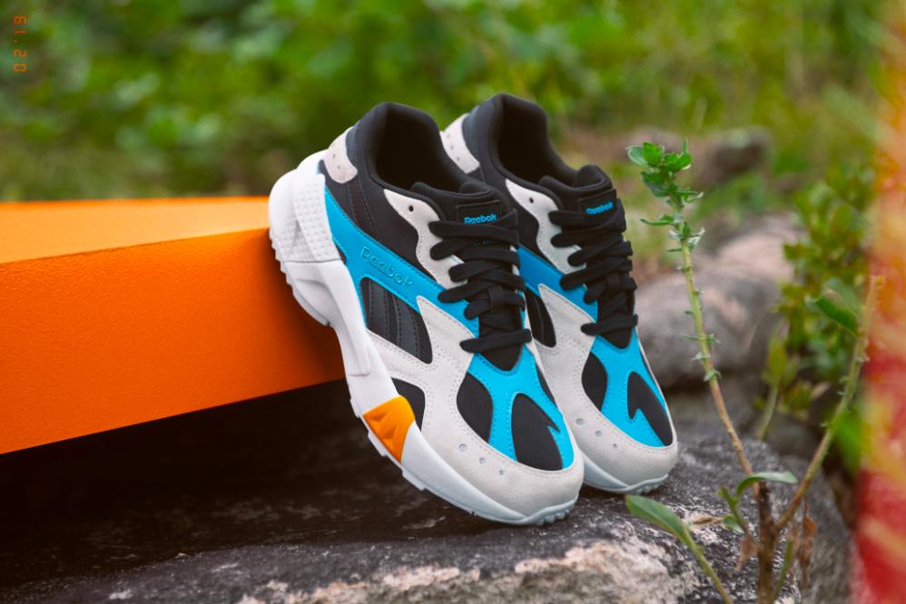 Reebok x Gigi Hadid Aztrek Double Sneaker