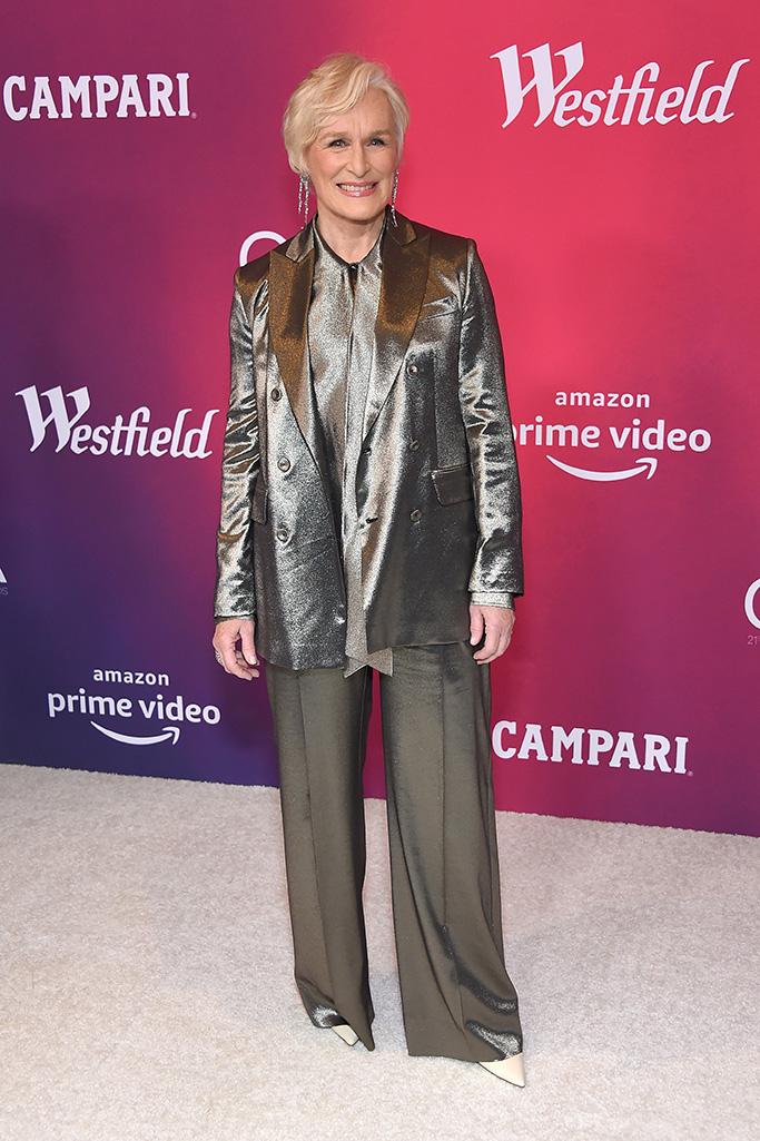 Glenn Close21st Costume Designers Guild Awards, Arrivals, Los Angeles, USA - 19 Feb 2019 Wearing Max Mara