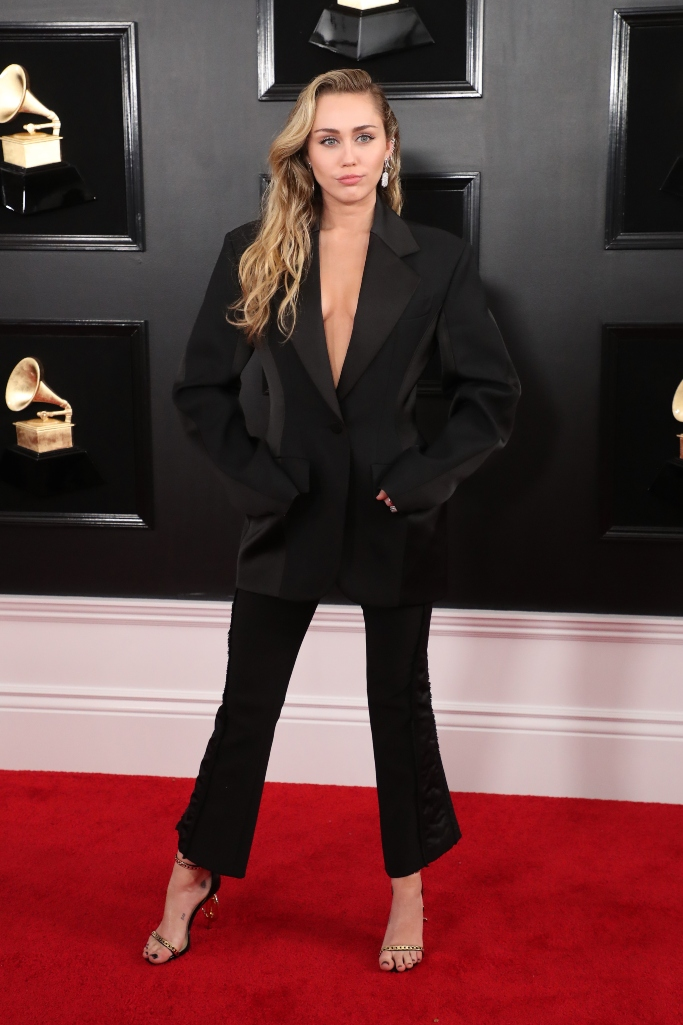 miley cyrus, grammy awards