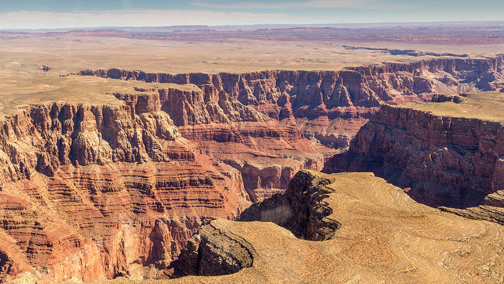Landscape, panorama, rock, canyon, aerial view, South Rim, Grand Canyon National Park, Arizona, USAVARIOUS