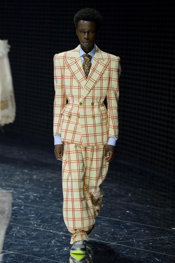 gucci fall 2019, milan fashion week