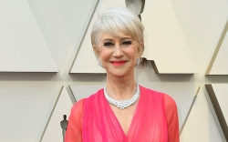 Helen Mirren's Oscars 'Stripper Heels' Rock