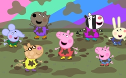 Hunter x Peppa Pig