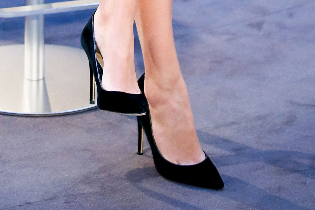 ivanka trump, high heels, pumps, celebrity style