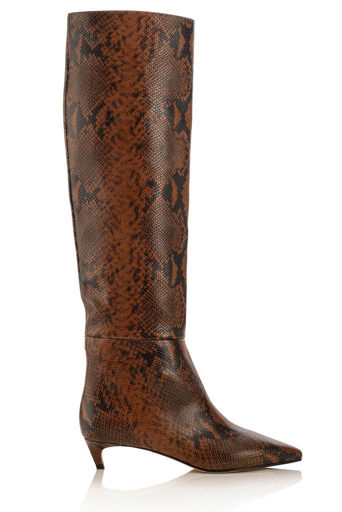 jimmy choo, fall 2019, milan fashion week, boots