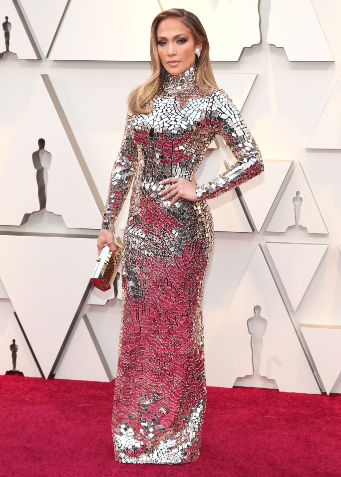 Jennifer Lopez, tom ford, jimmy choo, red carpet, oscars, academy awards 2019