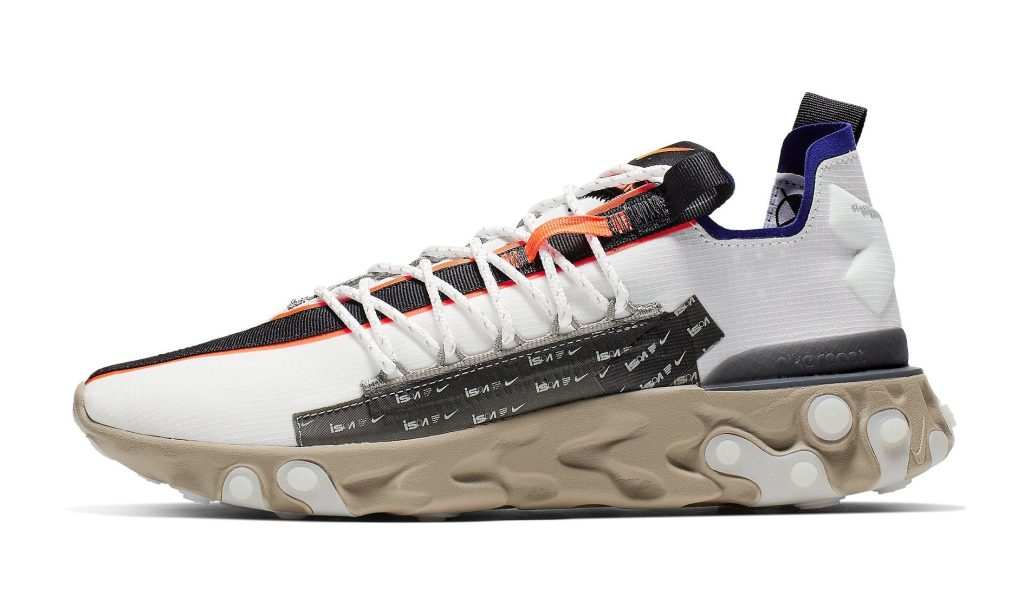 Nike ISPA React Low 'White'