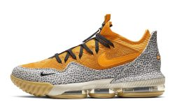 Atmos x Nike LeBron 16 Low