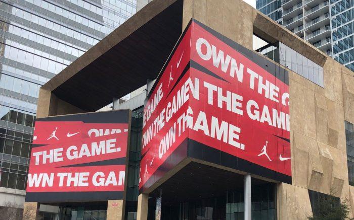 Nike Jordan Brand Charlotte Owners HQ 2019 All-Star Weekend