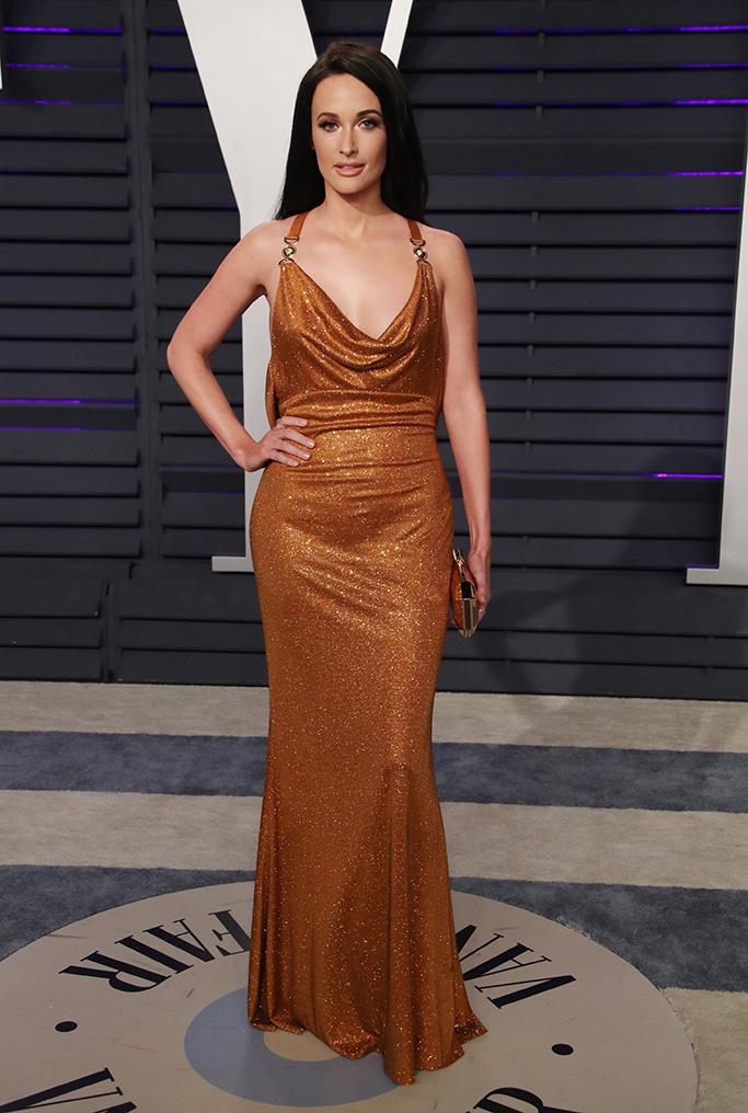 Kacey Musgraves Vanity Fair Oscar Party, Arrivals, Los Angeles, USA - 24 Feb 2019
