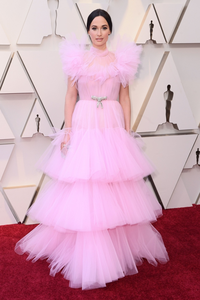kacey Musgraves, Giambattista Valli, jimmy choo, red carpet, oscars