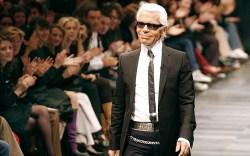 Karl Lagerfeld Dies
