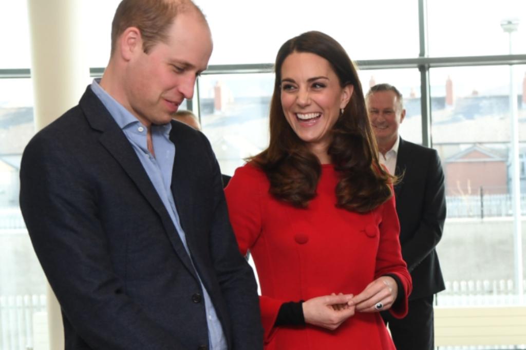 Kate Middleton Wears L.K. Bennett
