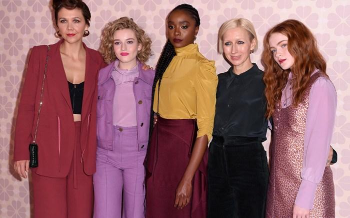 Kate Spade show, Arrivals, Fall Winter 2019, New York Fashion Week, USA – 08 Feb 2019
