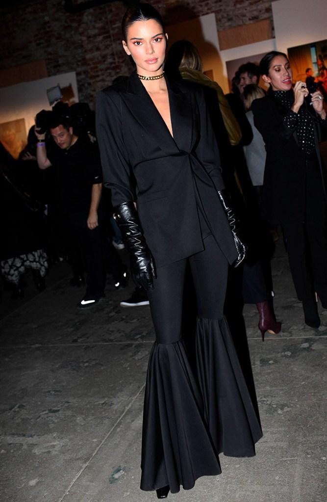Kendall JennerTiffany and Co. Modern Love photography exhibition opening, Fall Winter 2019, New York Fashion Week, USA - 09 Feb 2019