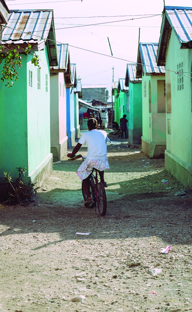 Haiti Kenneth Cole