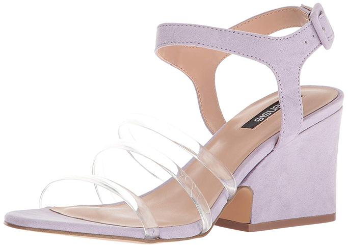Kensie Ebony Heeled Sandal