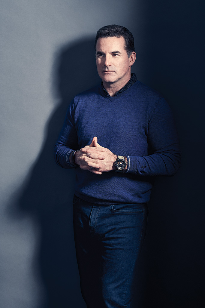 Kevin Plank, ceo under armour, founder