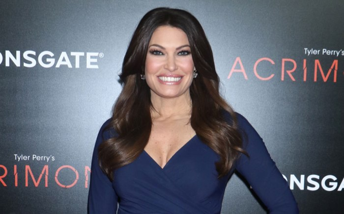 Kimberly Guilfoyle, celebrity style