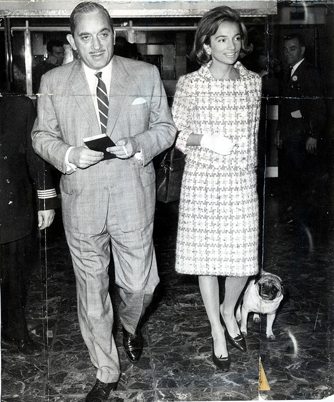 Princess Lee Radziwill Younger Sister Of The Late Former First Lady Jacqueline Kennedy Onassis. Lee Is Pictured With Her Husband Prince Stanislaus Radziwell (died June 1976). The Couple Divorced In 1974. Princess Lee Later Married The Film Director Herbert Ross. Now Mrs Lee Ross Princess Lee Radziwill Younger Sister Of The Late Former First Lady Jacqueline Kennedy Onassis. Lee Is Pictured With Her Husband Prince Stanislaus Radziwell (died June 1976). The Couple Divorced In 1974. Princess Lee Later Married The Film Director H