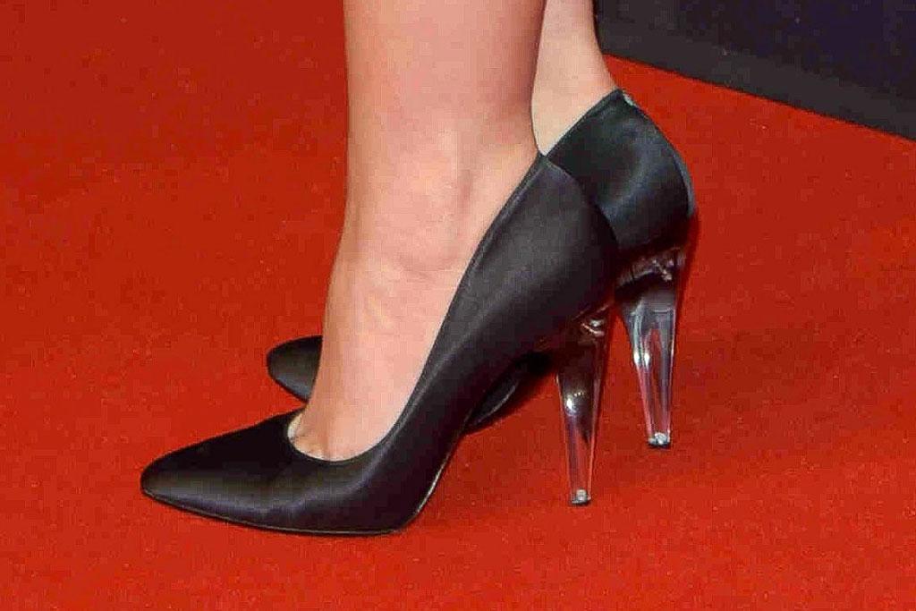lily rose depp, celebrity style, red carpet, high heels