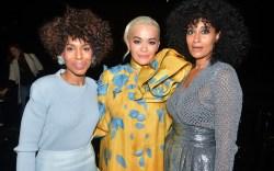 Kerry Washington, Rita Ora and Tracee