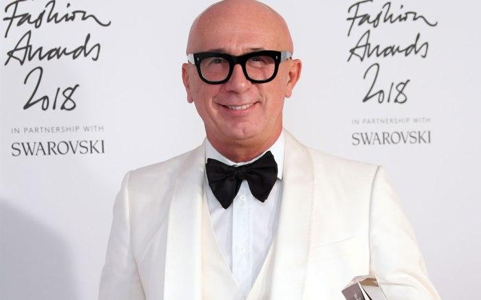 Gucci president and CEO Marco Bizzarri