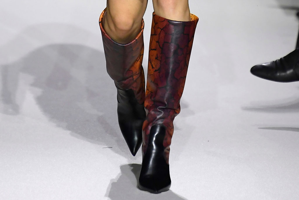 LFW: Jimmy Choo's Shoes on the Runway