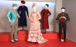 """""""Mary Poppins Returns"""" costumes by Sandy"""