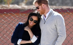 Prince Harry and Meghan Markle, morocco