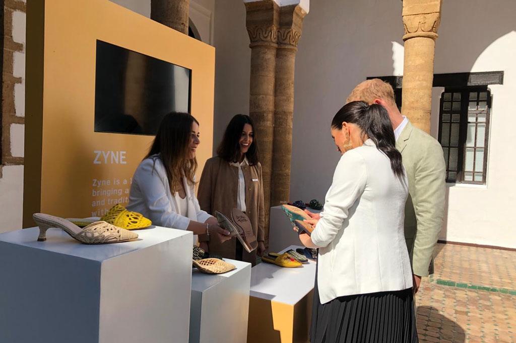 Meghan Markle, Zyne, morocco