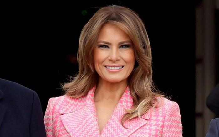 Trump US Colombia, Washington, USA – 13 Feb 2019