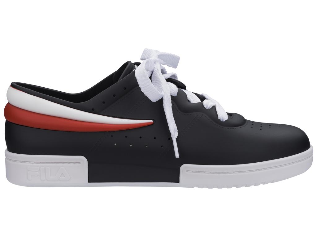 MelissaxFila, sneaker, navy
