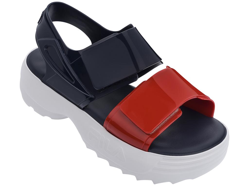 MelissaxFila, platform, shoe