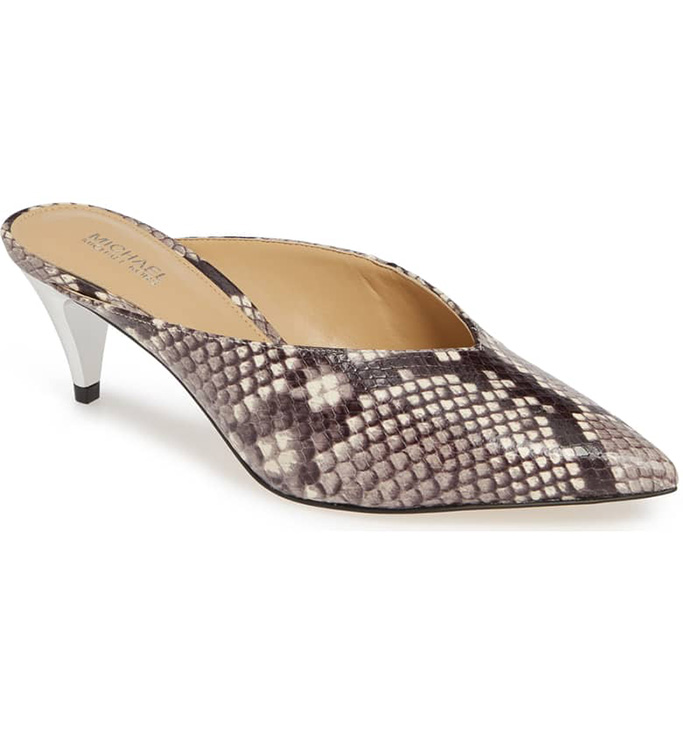 Michael by Michael Kors Cambria Mule
