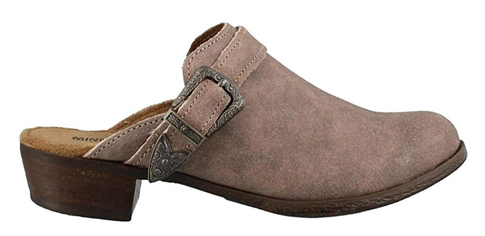 Minnetonka Billie Mule