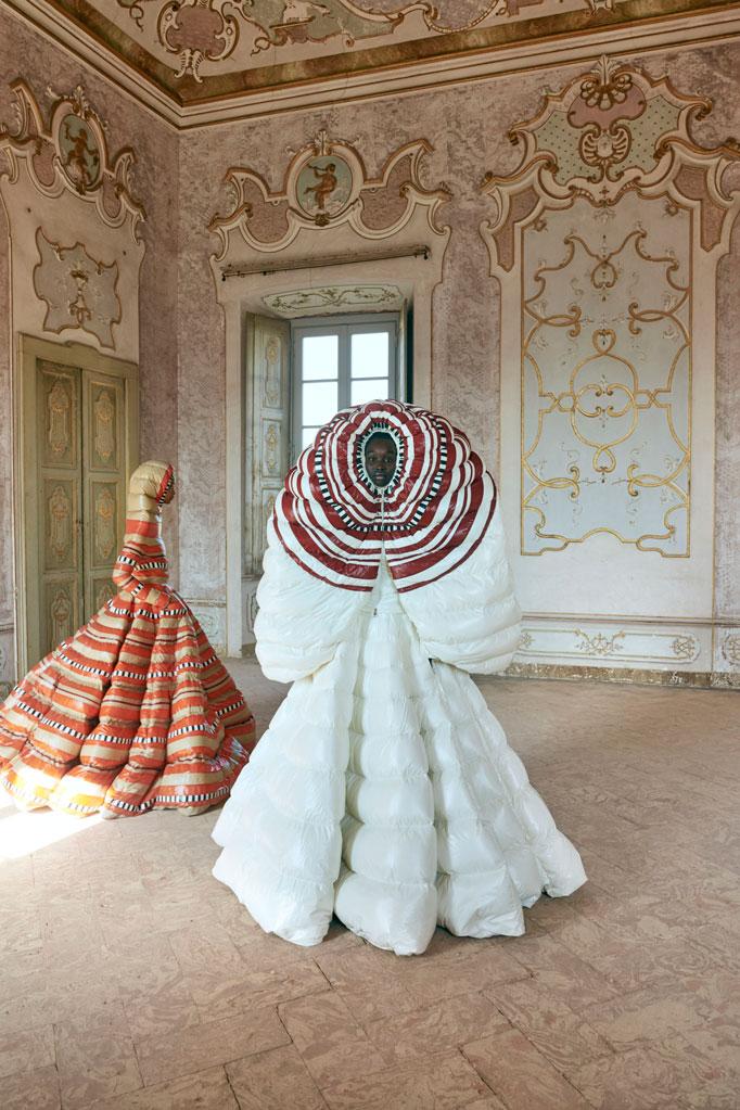Pierpaolo Piccioli , moncler, milan fashion week