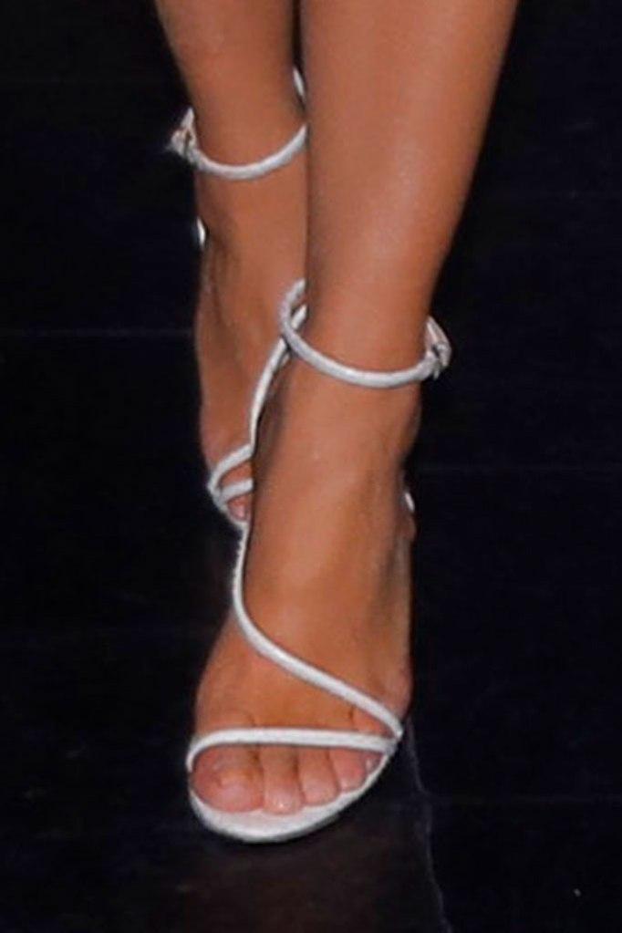 Kim Kardashian, sandals, montreal, canada, celebrity style