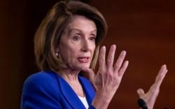 Nancy Pelosi, majority house speaker