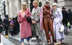 The Biggest Street Style Trends at
