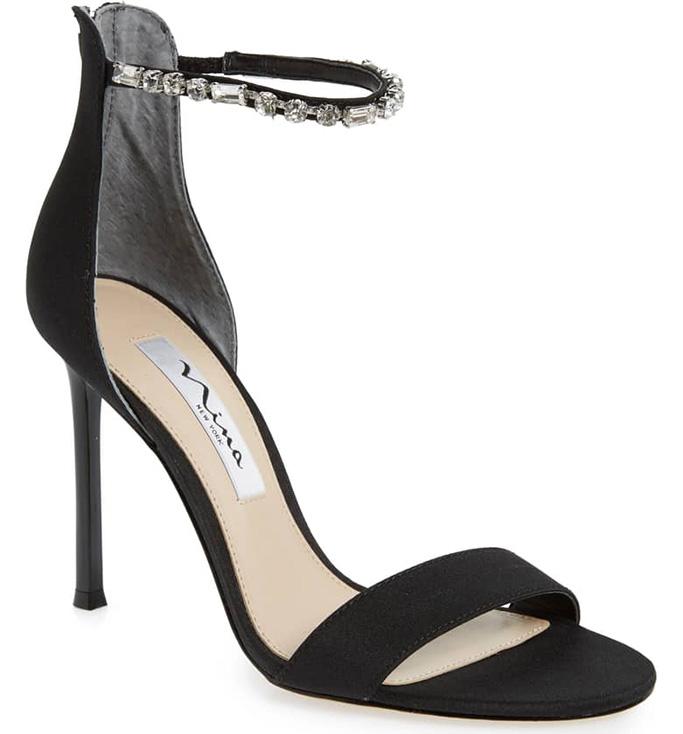 Nien Deena embellished sandal