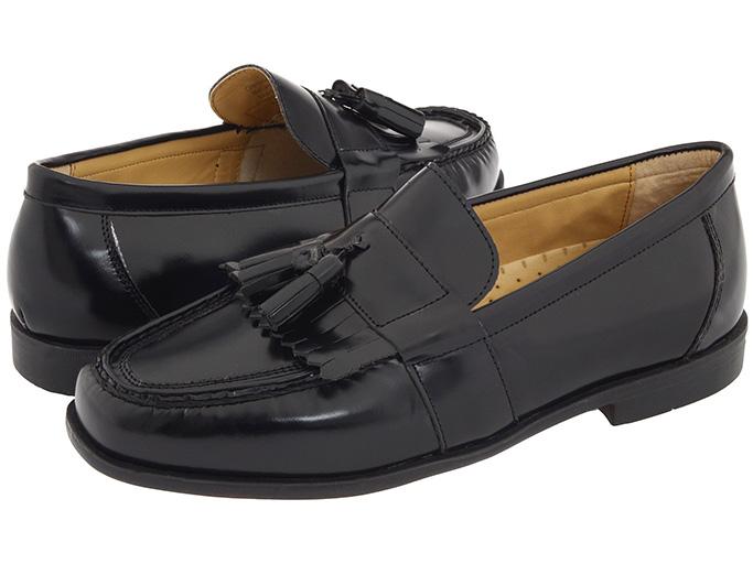 Nunn BushKeaton Moc Toe Kiltie Tassel Loafer