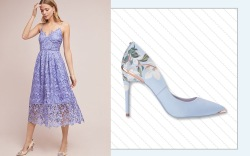 what to wear to spring wedding
