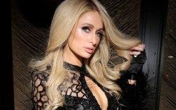 Paris Hilton, Philipp Plein, runway, fall