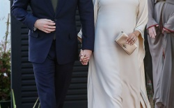 Prince Harry and Meghan Duchess of Sussex visit to Morocco – 24 Feb 2019